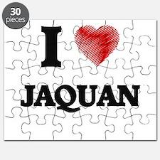 I love Jaquan Puzzle