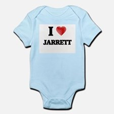 I love Jarrett Body Suit