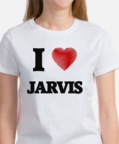 I love Jarvis T-Shirt