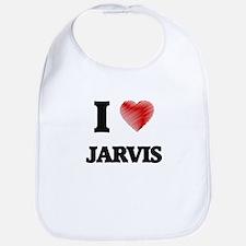 I love Jarvis Bib