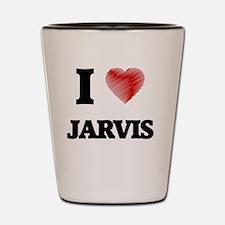 I love Jarvis Shot Glass
