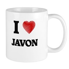 I love Javon Mugs