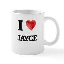 I love Jayce Mugs