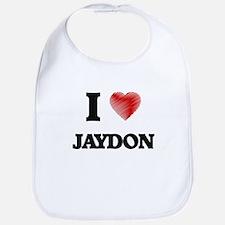 I love Jaydon Bib