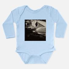 Wash Day Tools Long Sleeve Infant Bodysuit