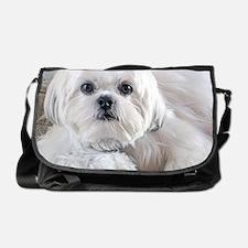 Unique Shih tzu Messenger Bag