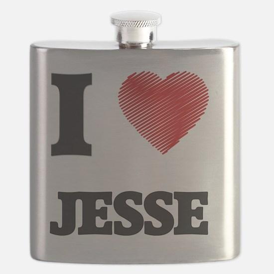 Cute Jesse Flask