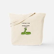 Snake Type R Part 2 Tote Bag
