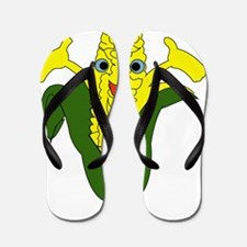 Unique Corn Flip Flops