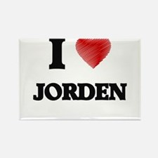 I love Jorden Magnets