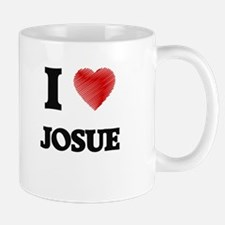 I love Josue Mugs