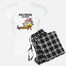 Hollywood, California Pajamas