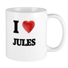 I love Jules Mugs