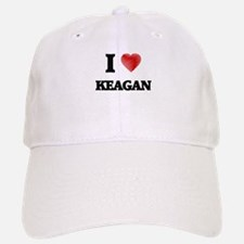 I love Keagan Baseball Baseball Cap