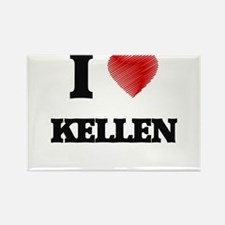 I love Kellen Magnets