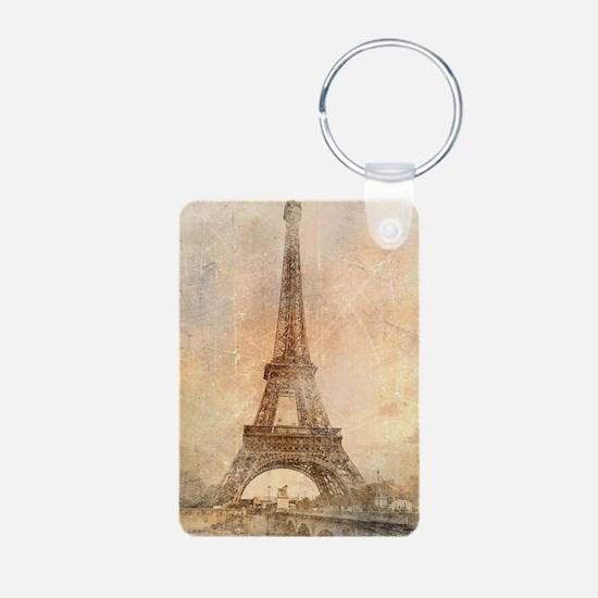 Vintage Paris Keychains