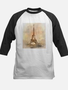 Vintage Paris Baseball Jersey