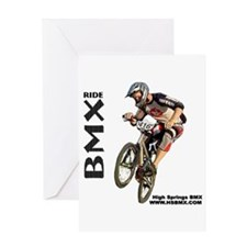 HSBMX416a Greeting Card