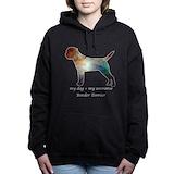 Border terriers Hooded Sweatshirt
