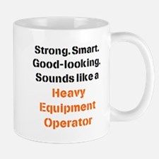 Heavy Equipment Sound Mug Mugs