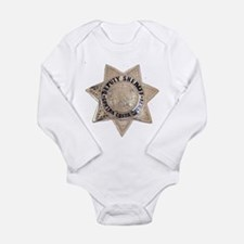 East Long Sleeve Infant Bodysuit
