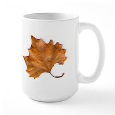 Leave/Leaf/Trees Pop Art Mug