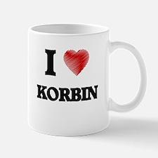 I love Korbin Mugs