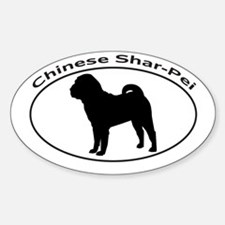 SHAR PEI Decal