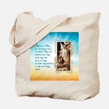 Angel of God (Day) Tote Bag