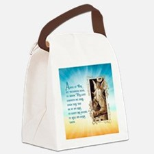 Angel of God (Day) Canvas Lunch Bag