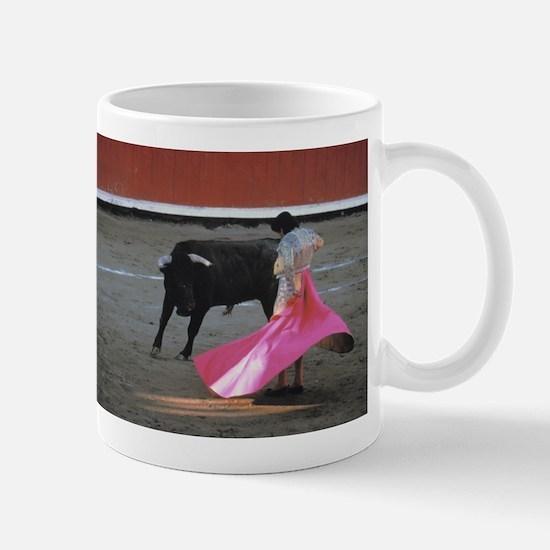 Bull fighter Mugs