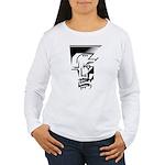Lord Horror Women's Long Sleeve T-Shirt