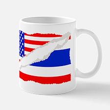 Thai American Flag Mugs