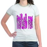 Taylor fan Jr. Ringer T-Shirt