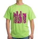 Taylor fan Green T-Shirt