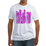 Taylor fan Fitted T-Shirt