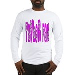 Taylor fan Long Sleeve T-Shirt