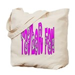 Taylor fan Tote Bag