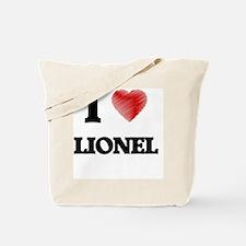 Unique Lionel Tote Bag