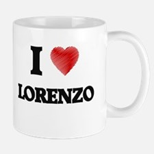 I love Lorenzo Mugs