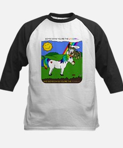 Some Days You're The Unicorn Baseball Jersey
