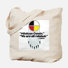 Related Tote Bag