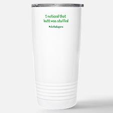 Fluff Butt Travel Mug