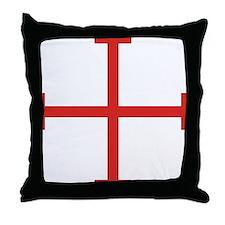 Jerusalem Variation Throw Pillow