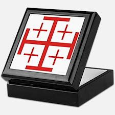 Order of Jerusalem Keepsake Box