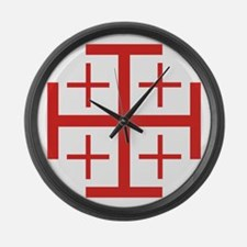 Order of Jerusalem Large Wall Clock