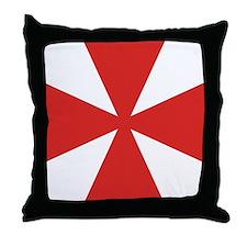 Scottish Order Throw Pillow