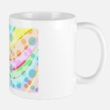 Polka Dot Wave Mug