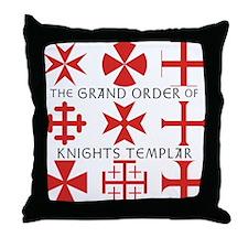 Grand Order Throw Pillow