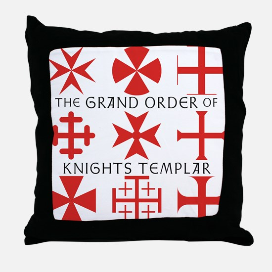Grand Order Throw Pillow